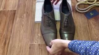 видео Ботинки Hugo Boss