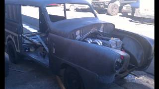 50 Ford Crosley Street Rod Project by Scared Shiftless Picture Report