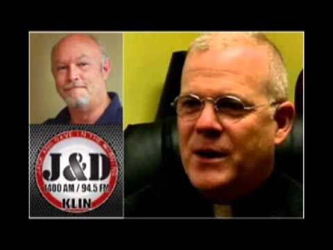 Tag Brother Fr. Sean Raftis Interview with Dave Miller of KLIN Radio Lincoln