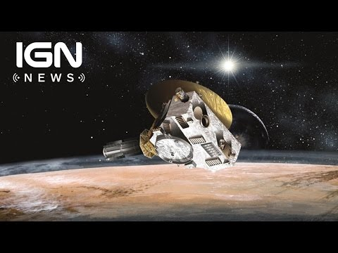 NASA Has Released New Color Images of Pluto - IGN News