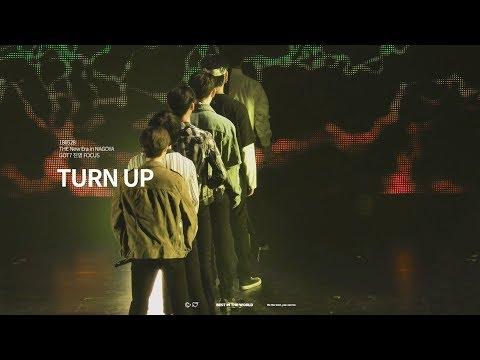 [4K] 180528 GOT7 Japan Hall Tour in NAGOYA Turn Up (GOT7 진영)