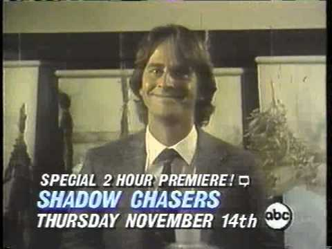 Shadow Chasers 1985 Abc Series Premiere Promo Youtube