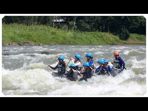 CDO WHITE WATER RAFTING WITH i9 || August 2015