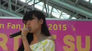 avexチャレンジステージでの和田優香さんです。PARLISHのメンバーでもあ...