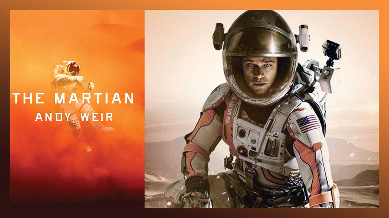 Download The Martian by Andy Weir Full Audiobook W/Visual Imagery and Full Cast.