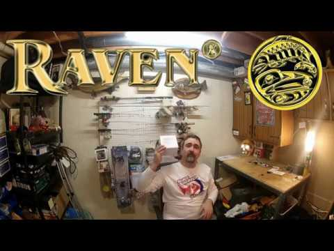 Raven Matrix Xl Fully Ported Centerpin Review And Unboxing
