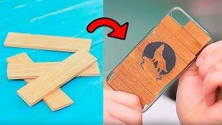 11 Unglaublich Coole DIY Handyhüllen / Brillante Lifehacks Für Smartphone