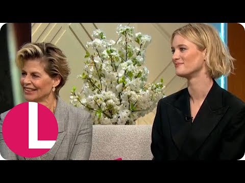 Linda Hamilton Says She'll Fake Her Death to Get Out of Next Terminator Film | Lorraine