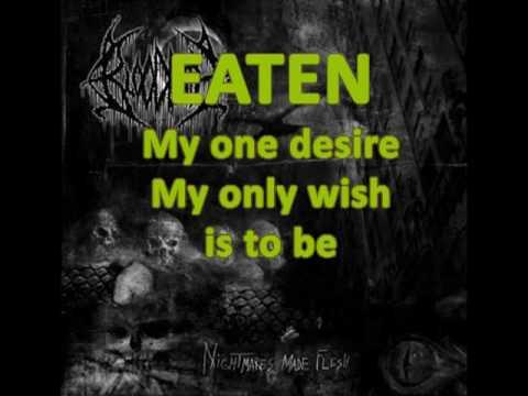 [Lyrics] Bloodbath - Eaten