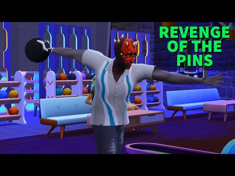 Sims 4 Get Together- Darth Maul Is Officially Retired |
