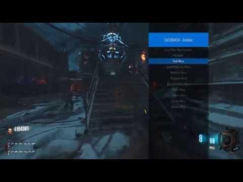 Black Ops 3 Zombie GSC Mod Menu EnCoReV14 by CabCon | First Preview