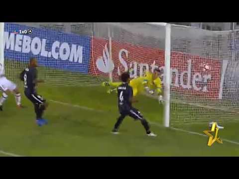 Colo Colo 1 x 1 Botafogo   Melhores Momentos & Gols  HD Taça Libertadores 2017