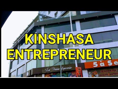 Découverte KINSHASA CONGO - ENTREPRENEUR Travail et Divertissement | Tie Shemitima
