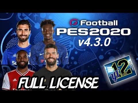 PATCH PES ANDROID