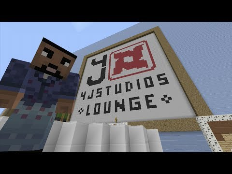 Minecraft (Xbox 360) - 4J Studios Lounge - Hunger Games