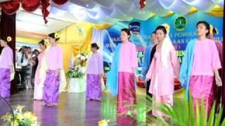 Puteri Santubong Puteri Sejinjang SMK Sadong Hilir