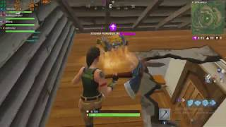 Fortnite performance with 4gb ddr2 ; GT 730 1gb gddr5 graphics card: PC 720p, intel Q6600