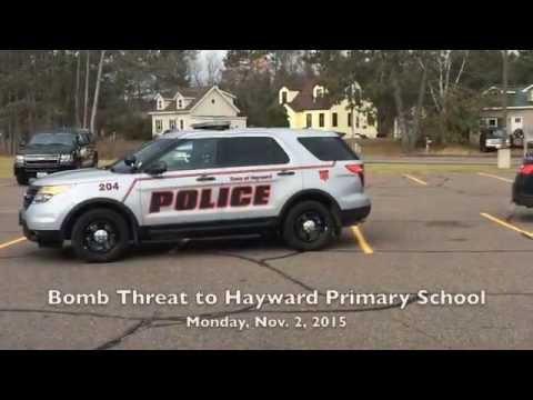 Bomb Threat at Hayward Primary School