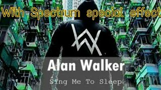 Sing Me to Sleep by Alan Walker ft. Iselin Solheim