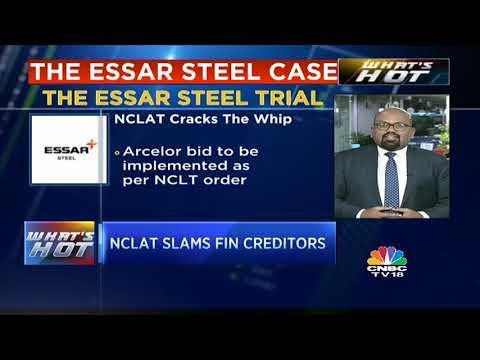 Essar Steel Case: Fresh Twist