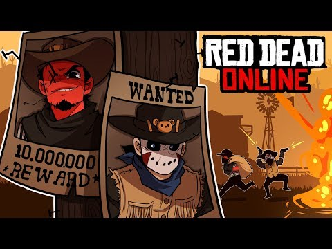 REUNITED AT LONG LAST! | Red Dead Online (w/ H2O Delirious)