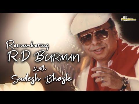 Remembering R.D Burman with Sudesh Bhosle on his 80th birth anniversary Mp3