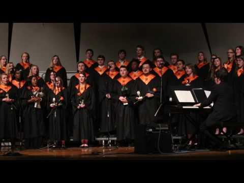 Maybe Someday - Winnebago High School Chorus
