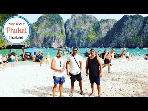 Thailand Phuket 2018 4K Ultra HD 🇹🇭