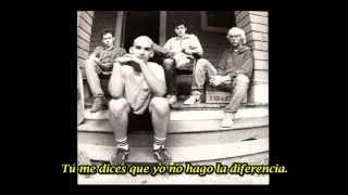 Minor Threat In My Eyes (subtitulado español)