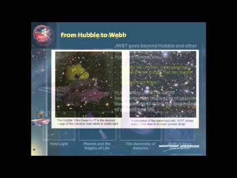 James Webb Space Telescope - Friends of the Griffith Observatory Presentation