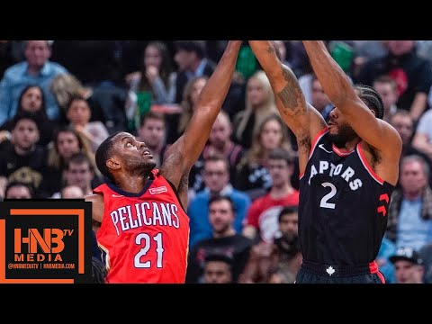 Toronto Raptors vs New Orleans Pelicans Full Game Highlights | 11.12.2018, NBA Season