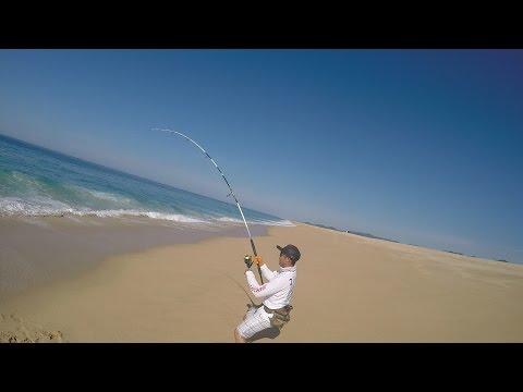 Pesca De SURF FISHING. GT Ice Cream Lures, Black Hole Surf Rods