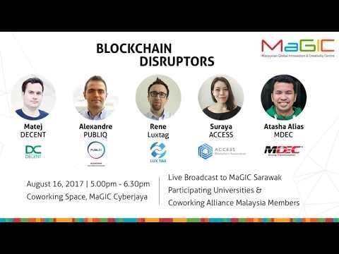 Blockchain Disruptors - Beyond Fintech