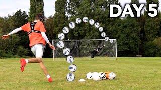 Goalkeepers HATE This Shot, S๐ I Learned how to Do it