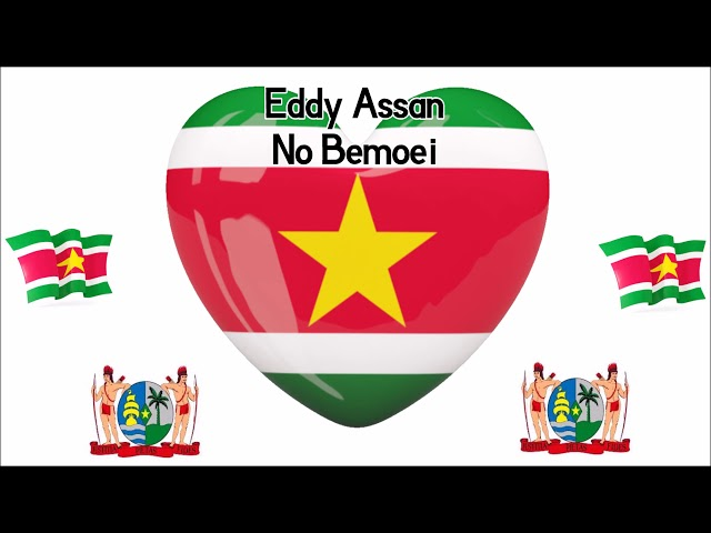 Eddy Assan - No Bemoei.