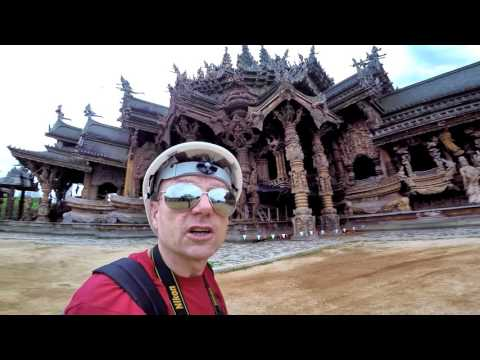 Vlog #60 So what's the Truth? Sanctuary of Truth