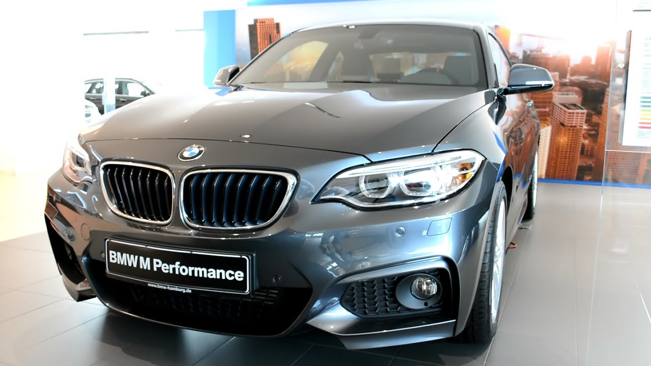 2015 New Bmw 2er 220d Coupe With M Sport Package F22 Youtube