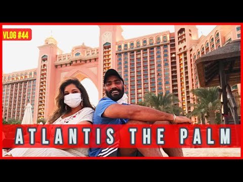 Atlantis The Palm | Luxury Hotel in Dubai | The Lost Chamber Aquarium | Dubai Vlog | Lets Start.44