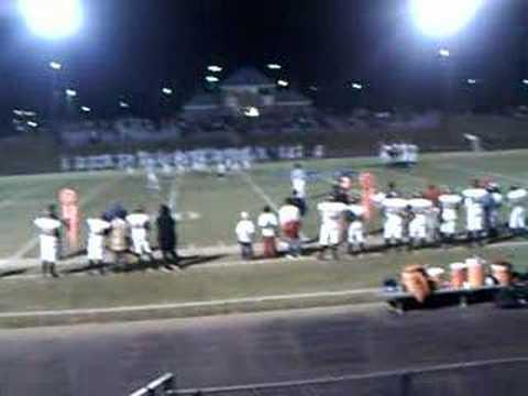 mcbee high school playing christ church