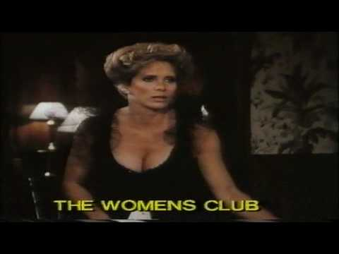 The Womens Club 1986 VHS Promo
