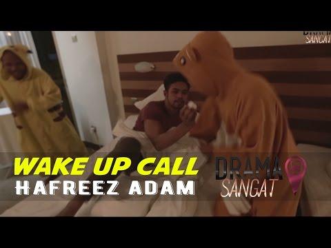 #WakeUpCall   Hafreez Adam Mengamuk Kena Kejut?