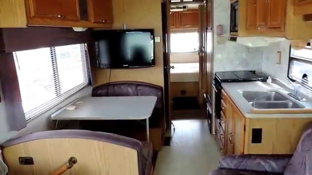 Good Solid 34 U0026 39  1994 Winnebago Adventure 34rq Chevrolet