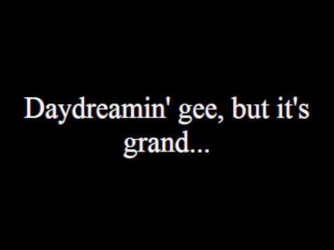 Austin Roberts Daydreamin with Lyrics (Scooby Doo's Snack Tracks Album)