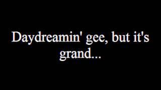 Austin Roberts Daydreamin with Lyrics (Scooby Doo