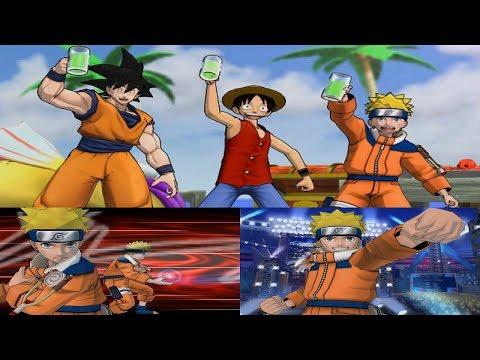 Battle Stadium D.O.N Walkthrough Part 1 - Naruto Uzumaki Gameplay 1080p 60 FPS