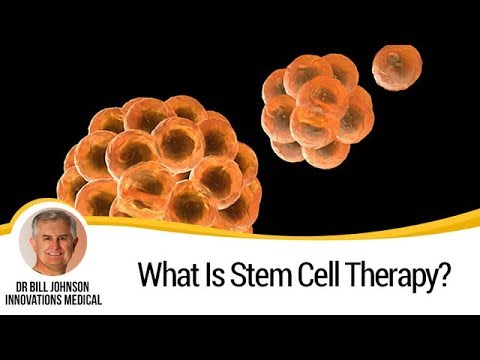 What Is Stem Cell Therapy? Dallas, Texas - Innovations Stem Cell Center