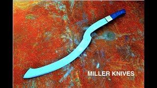 Forging a Khopesh Sword