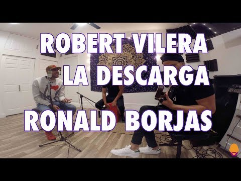 Robert Vilera La Descarga Feat. Ronald Borjas | Te Encontrare