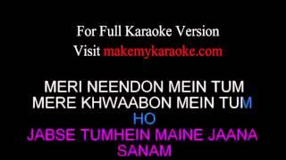 jab se tumhe maine dekha sanam with female vocals karaoke dahek