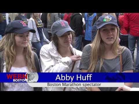 2014 Boston Marathon Security